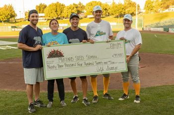 Legislative Charity Softball Game 1