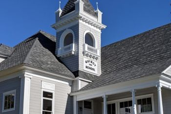 Team Dahle helped celebrate the reopening of the extensively remodeled 1905 building, a beloved community landmark of Plumas County residents.